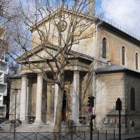 Notre-Dame-de-la-Nativité de Bercy : édifice du XIXe siècle, le cœur du village