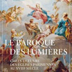 Exposition – Le Baroque des Lumières, chefs-d'œuvre des églises parisiennes