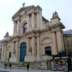 Saint-Roch : Grande église des 17e et 18e siècles