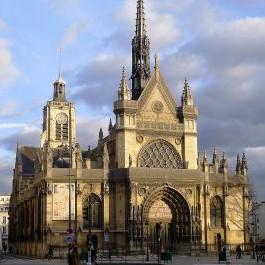 Saint-Laurent : édifice gothique flamboyant, 15e – 19e siècles