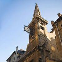 Saint-Louis-en-l'Île : église classique du 17e siècle